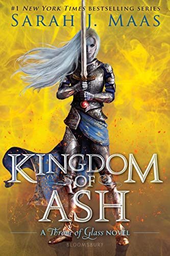 Kingdom of Ash (Throne of Glass)