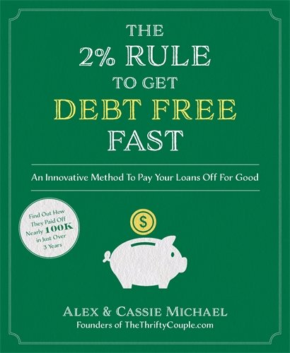 The 2% Rule to Get Debt Free Fast: An Innovative Method To Pay Your Loans Off For Good