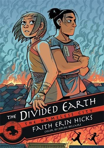The Divided Earth (The Nameless City, Volume 3)
