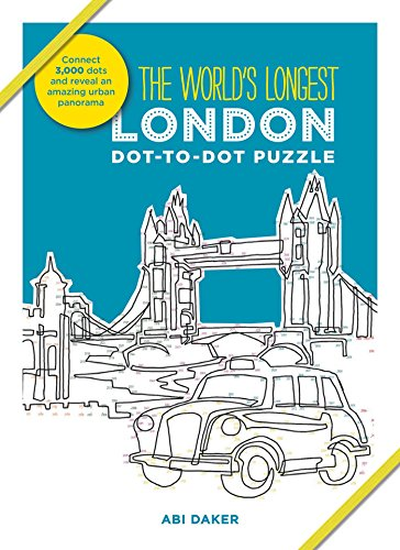 London: The World's Longest Dot-to-Dot Puzzle