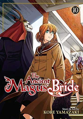 The Ancient Magus' Bride (Volume 10)