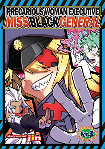 Precarious Woman Executive Miss Black General (Volume 3)