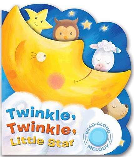 Twinkle, Twinkle, Little Star (Sing-Along Melody)