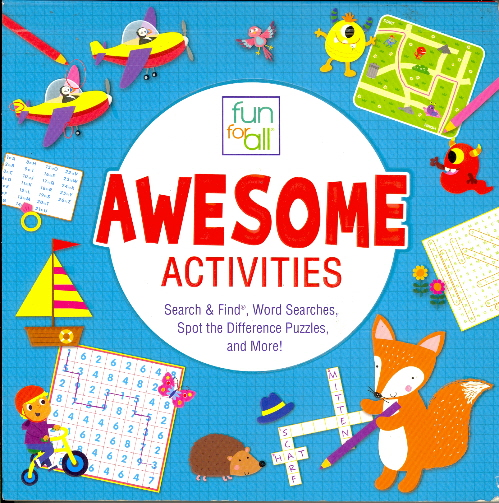Awesome Activities (Fun for All)