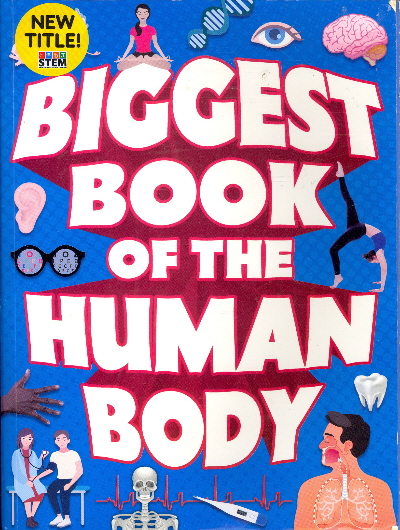 Biggest Book of the Human Body