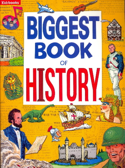 History (Biggest Book of)