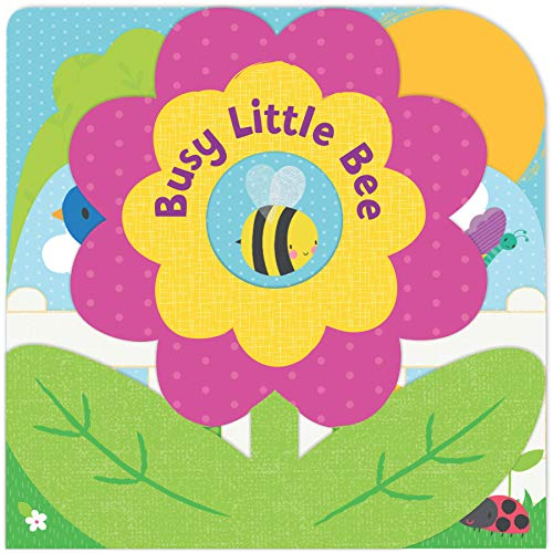 Busy Little Bee (Layered Board Book)