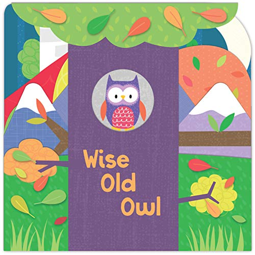 Wise Old Owl (Layered Board Books)
