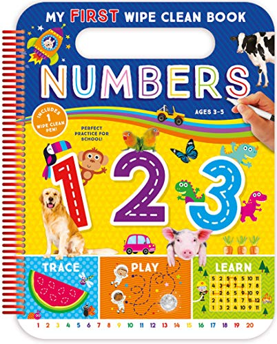 Numbers (My First Wipe-Clean Book)