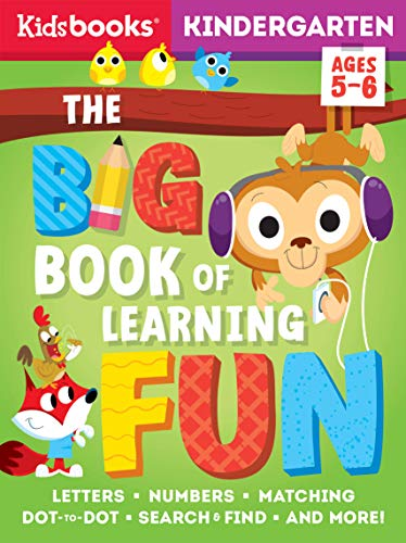 The Big Book of Learning Fun (Kindergarten)