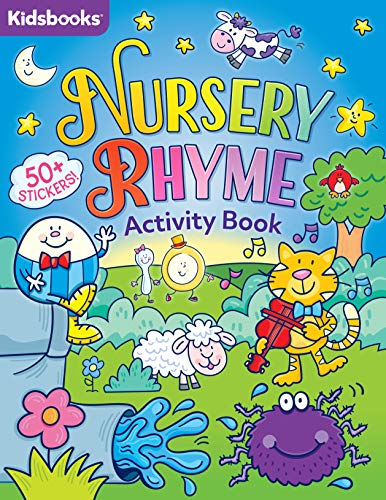 Nursery Rhyme Activity Book