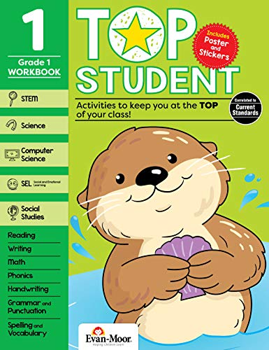 Top Student Workbook (Grade 1)