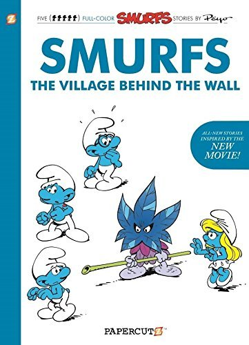 The Village Behind the Wall (The Smurfs)