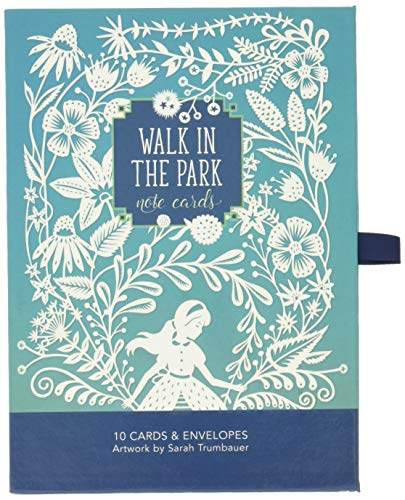 Walk in the Park: Note Cards