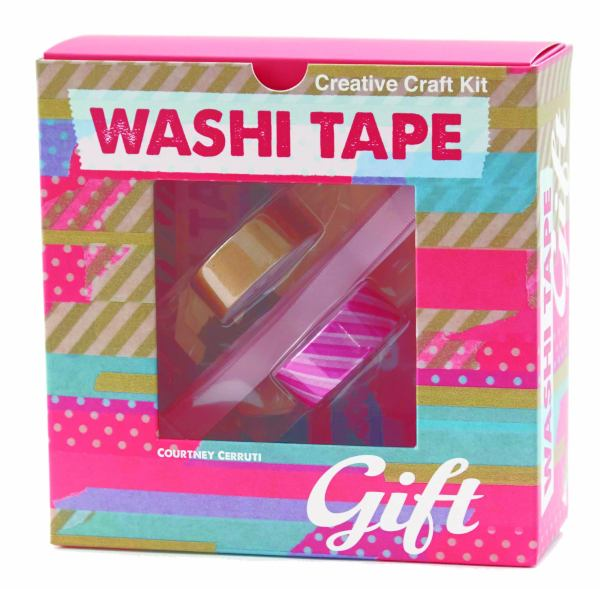 Gift: Washi Tape Creative Craft Kit