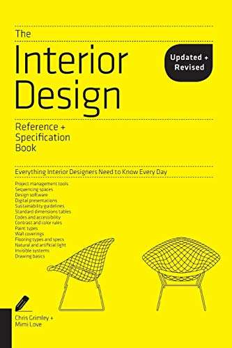 The Interior Design Reference + Specification Book (Updated + Revised)