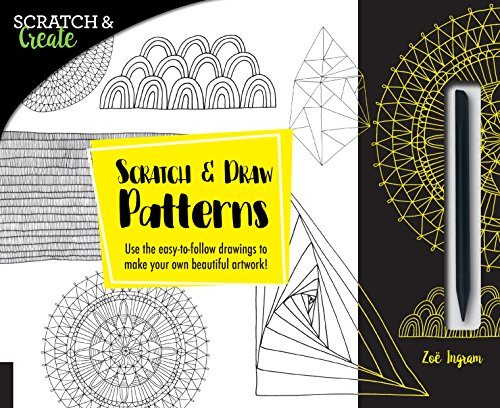 Scratch and Draw Patterns (Scratch & Create)