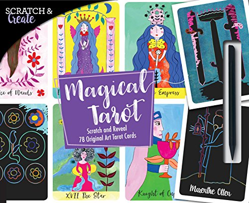 Magical Tarot (Scratch & Create)