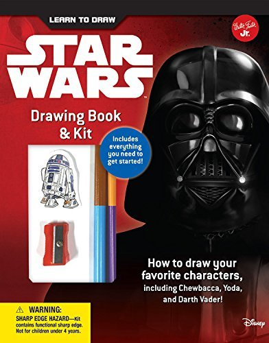 Star Wars Drawing Book & Kit (Learn to Draw)