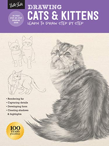 Drawing Cats & Kittens: Learn to Draw Step by Step
