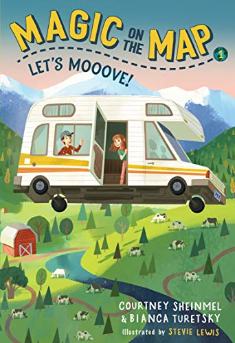 Let's Mooove! (Magic on the Map Bk. 1)
