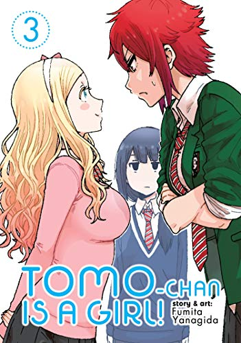 Tomo-Chan is a Girl! (Volume 3)