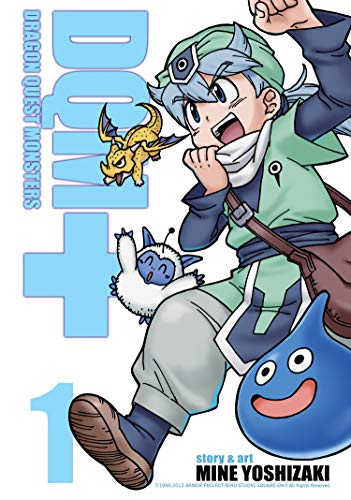 Dragon Quest Monsters+ (Volume 1)