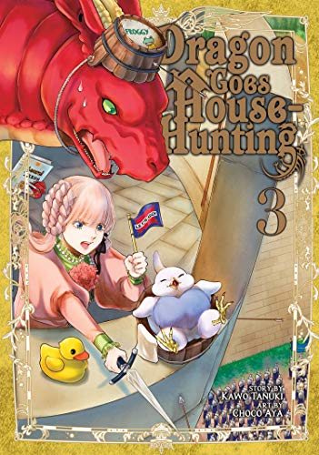 Dragon Goes House-Hunting (Vol. 3)
