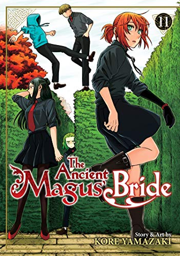 The Ancient Magus' Bride (Volume 11)