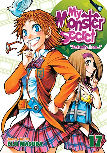 My Monster Secret (My Monster Secret, Vol. 17)