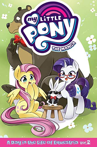 My Little Pony the Manga: A Day in the Life of Equestria (Vol.2)