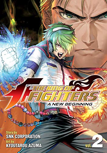 The King of Fighters: A New Beginning (Volume 2)