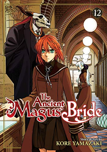 The Ancient Magus' Bride (Volume 12)