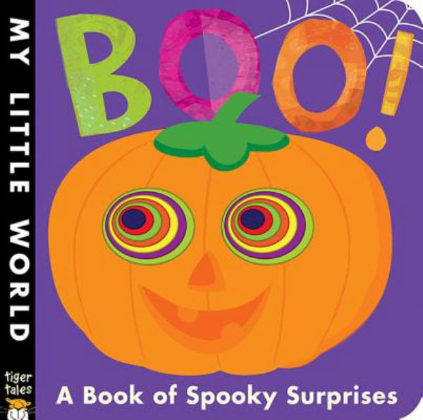 Boo! A Book of Spooky Surprises (My Little World)