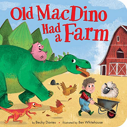 Old MacDino Had a Farm