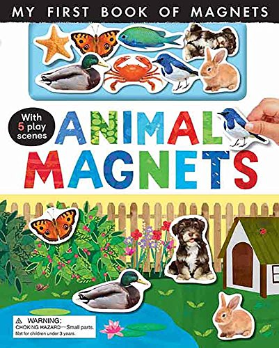 My First Book of Animal Magnets (My First)