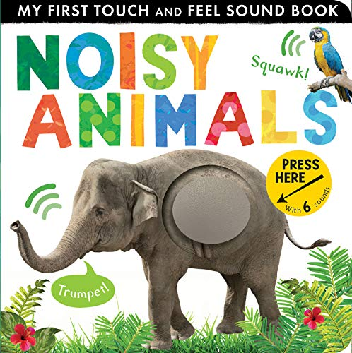 Noisy Animals (My First Touch and Feel Sound Book)