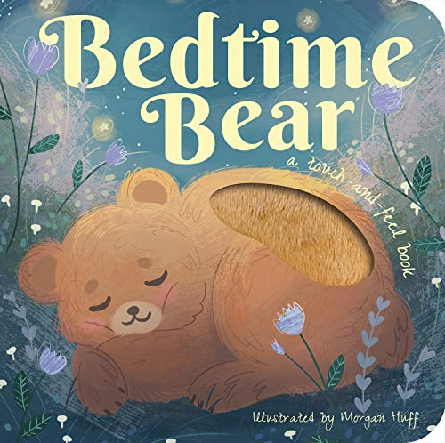 Bedtime Bear (Touch and Feel Books)