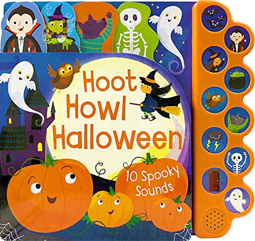 Hoot Howl Halloween Sound Board