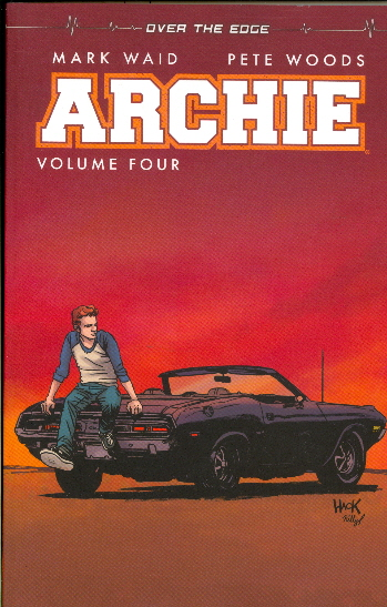 Over the Edge (Archie, Vol.4)