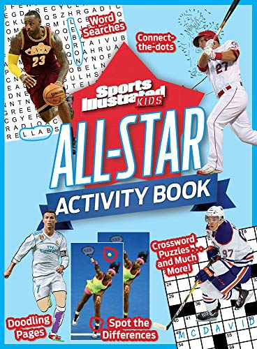 All-Star Activity Book (Sports Illustrated Kids)