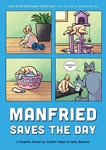 Manfried Saves the Day (Manfried the Man)