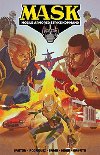 Rise of V.E.N.O.M. (M.A.S.K.: Mobile Armored Strike Kommand, Volume 2)