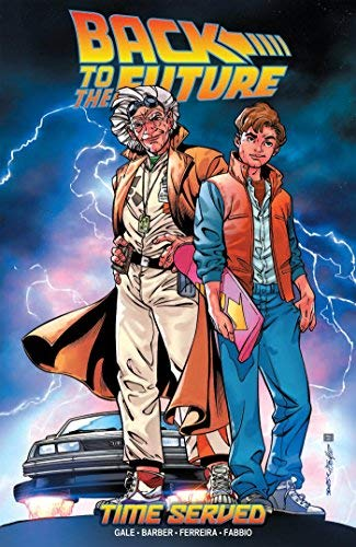 Time Served (Back to the Future, Volume 5)