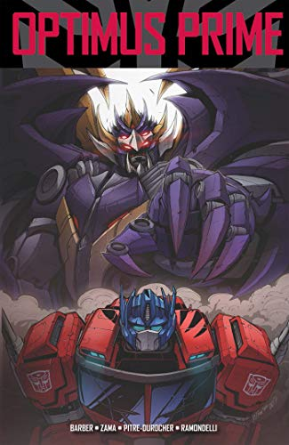 Optimus Prime (Transformers, Bk. 4)