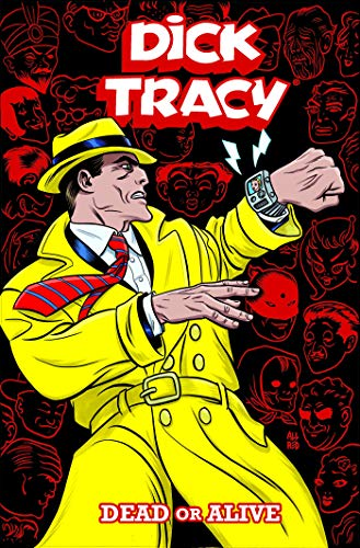 Dead or Alive (Dick Tracy)