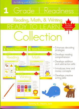 Grade 1 Collection (Ready to Learn, Canadian Curriculum Series)