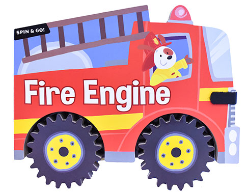 Fire Engine Spin & Go!