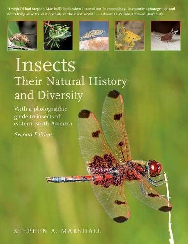 Insects Their Natural History and Diversity: With a Photographic Guide to Insects of Eastern North America