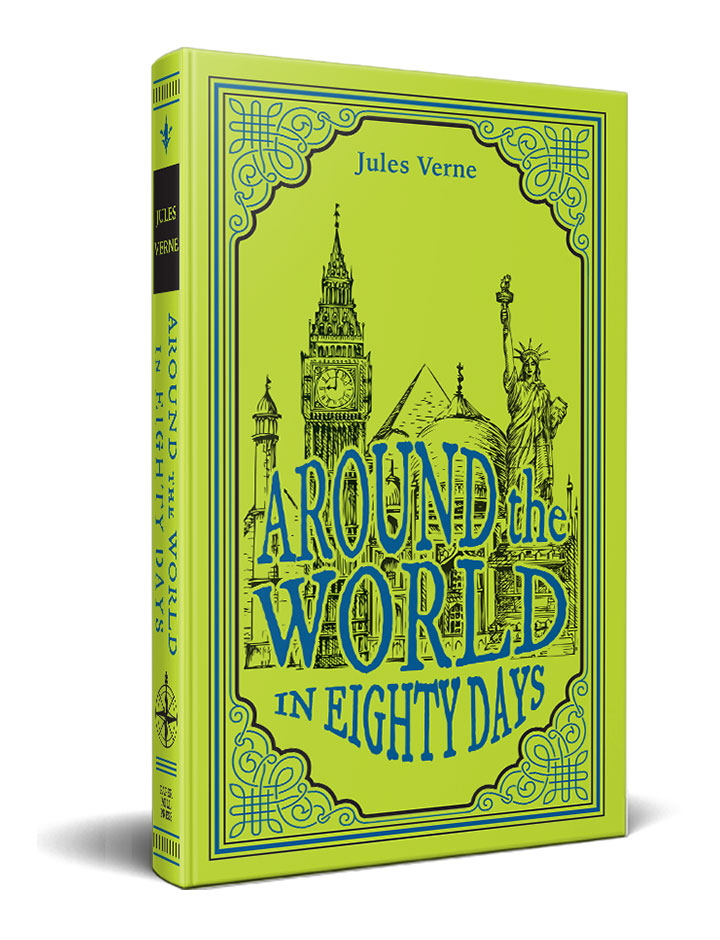 Around the World in Eighty Days (Paper Mill Classics)